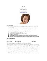 Day Care Teacher Job Description For Resume by 23 Best Resumes Images On Pinterest Resume Tips Resume Ideas