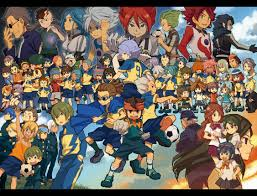Inazuma eleven (Super Once) anime