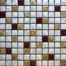 Kitchen Tile Designs For Backsplash Porcelain Tile Snowflake Style Mosaic Art Design