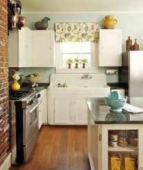 high back kitchen sink with eclectic kitchen and apron sink brick