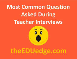 ideas about Most Asked Interview Questions on Pinterest     Pinterest Your teacher interview will get off on the right foot if you are ready for the