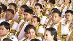 พิธีพระราชทานปริญญาบัตร มสธ.24มี.ค.56 - YouTube