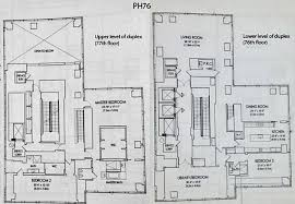 Penthouse Floor Plans Revealed Penthouse Floorplans For Jean Nouvel U0027s Moma Tower 6sqft