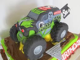 grave digger monster truck song august 2014 byrdie custom cakes
