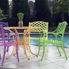 Furniture Design Ideas How To Paint Patio Furniture Vinyl Outdoor - Colorful patio furniture