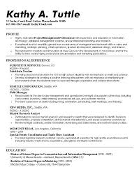 sample resume template free resume examples with resume writing tips