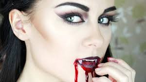 whether it is to dress up as a zombie a vire or a witch ultra black 15 vire make up looks trends ideas