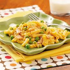 cheesy tuna mac recipe taste of home