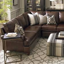 Buy Sectional Sofa by Best 25 Leather Sectionals Ideas Only On Pinterest Leather
