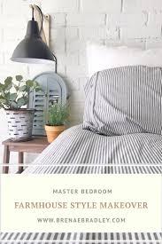 our farmhouse style master bedroom makeover u2014 brenae bradley