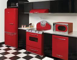 Red And Black Kitchen Ideas Red Kitchen Appliances U2013 Helpformycredit Com