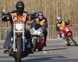 Oklahoma Motorcycle Driver's License