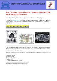 28 1994 jeep wrangler manual pdf 17464 jeep grand cherokee