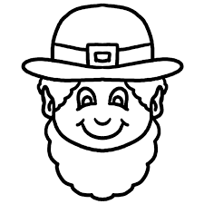 leprechaun outline free download clip art free clip art on