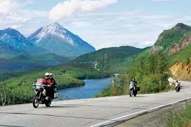 Motorcycle Driving License in Alaska