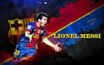 Blionel Messi Wallpaper B High Definition 2014