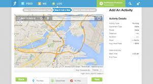 Mapping A Route by How To Manually Plot A Map For An Activity U2013 Runkeeper Help Center