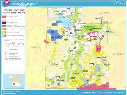 Map Of Utah And Colorado by Utah Seeks To Annex Federal Lands Geocurrents