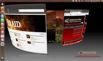 Ubuntu 11.10 Oneiric Ocelot 3D