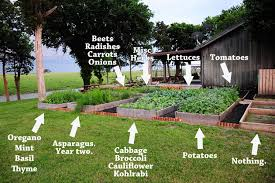 Planning A Raised Bed Vegetable Garden by Build Your Own Raised Flower Vegetable Bed The Pioneer Woman