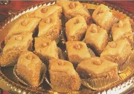 اليكم حلويات العيد الجزائر