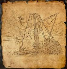 Bal Foyen Treasure Map 1 Maps Archives Exploring The Elder Scrolls Online And Other Games