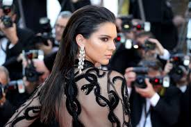 kendall jenner has a lob now u2014and yes it u0027s actually real glamour