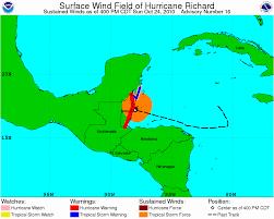 Hurricane Richard