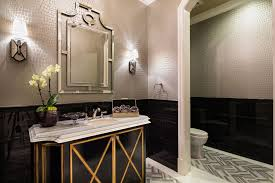 Powder Room In French Arcadia Iii Jennifer Bevan Interiors