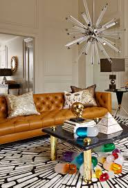 Jonathan Adler Home Decor by The Jonathan Adler Jacques Sputnik Chandelier And A Scattering Of