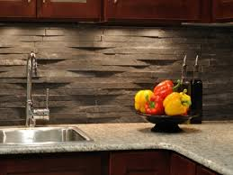 Rustic Kitchen Backsplash Cool Stone And Rock Kitchen Backsplashes That Wow Find This Pin