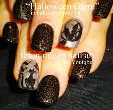 10 halloween nail art ideas polish groupie fall pumpkin nail art