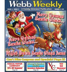 lexus of thousand oaks coupons webb weekly december 21 2016 by webb weekly issuu