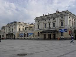 Bahnhof Kraków Główny