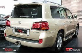 lexus deals dubai lexus lx570 low mileage perfect condition the elite cars for