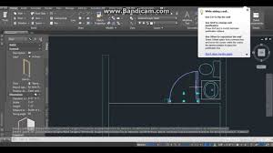 cad floor plans beginner house floor plan autocad architecture part1 youtube