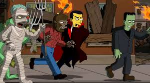 the simpsons halloween of horror random cool every reference from guillermo del toro u0027s epic