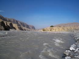 Ak-Suu River