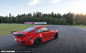Porsche 911 V8 - doubling up the chevy v8 powered 912 speedhunters