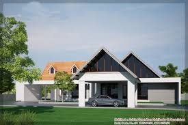 Single Story House Styles Single Floor House Designs Kerala House Planner