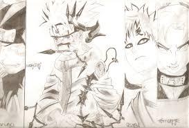 Dibujos de Naruto y Como Hacerlos