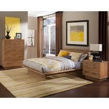 cresent fine furniture hudson platform bed hayneedle