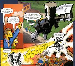 the simpsons halloween of horror trade reading order review the simpsons treehouse of horror