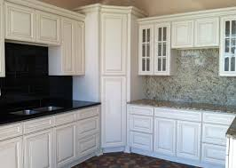 White Kitchen Cabinets With Black Granite Countertops by Granite Countertops For White Kitchen Cabinets The Perfect Home Design