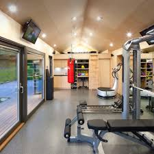 Modern Contemporary Bookshelves by Home Gym Design Bookshelves Atonishing In House Gym Space Design