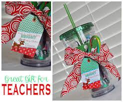 christmas teacher gift ideas home design inspirations