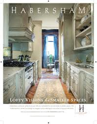 sneak preview upcoming habersham ad in architectural digest