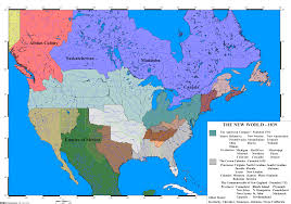 Map Of The New England Colonies by Map Thread V Page 79 Alternate History Discussion