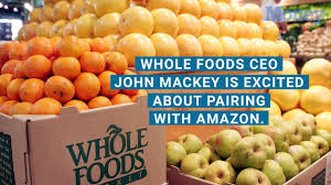 amazon how long until black friday ends amazon buying whole foods john mackey on how stores change money