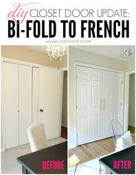 Home Decor Sliding Wardrobe Doors Best 25 French Closet Doors Ideas On Pinterest Bedroom Doors
